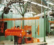 Industrial Spray Booths